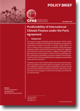 Predictability of International Climate Finance under the Paris Agreement